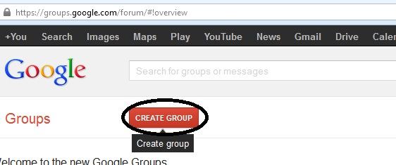 Google Group Mailing List 18